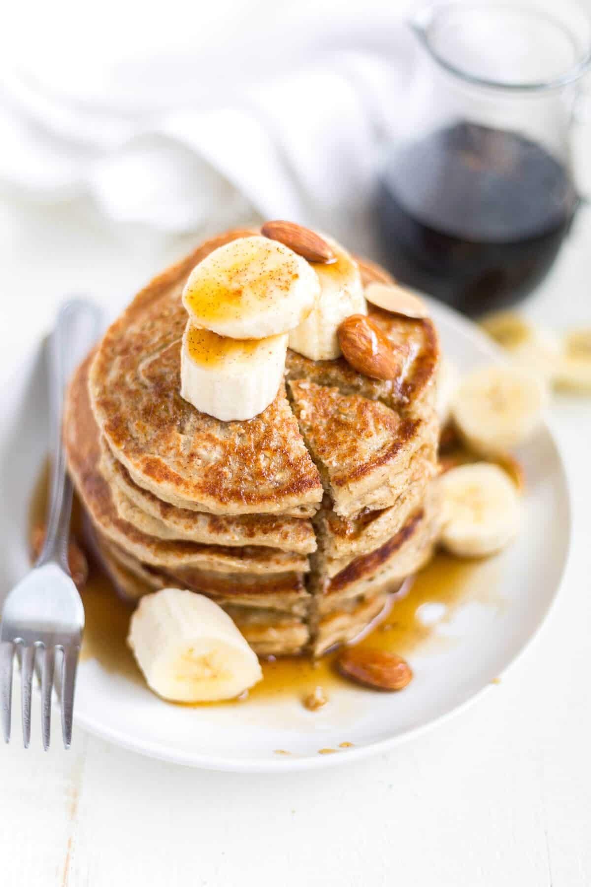 oatmeal pancakes blender