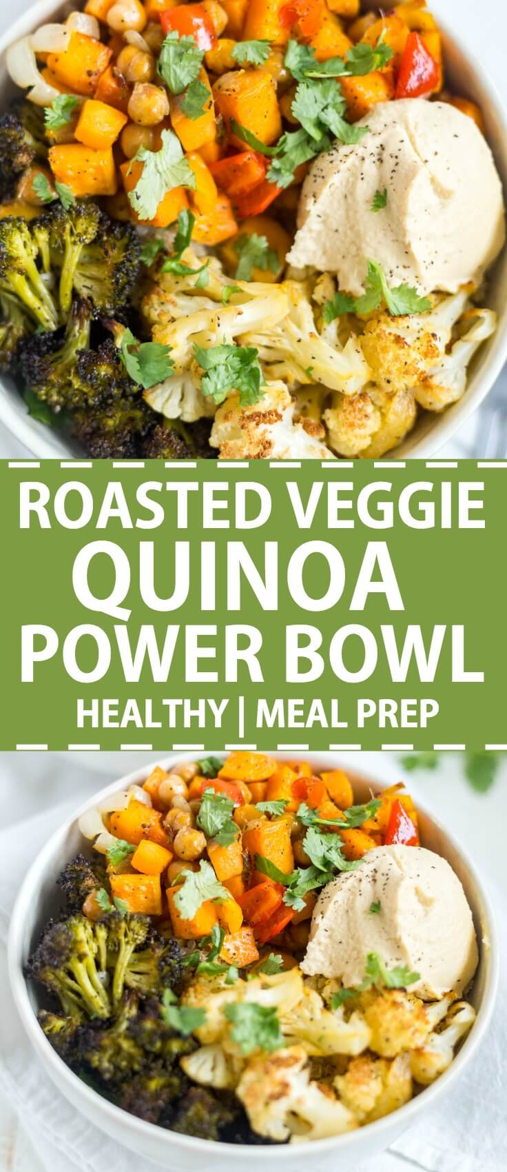 quinoa power bowl