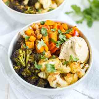 Veggie Quinoa Power Bowl