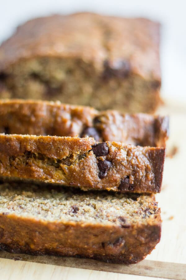 The best healthy banana bread recipe what molly made healthy banana bread recipe forumfinder Choice Image