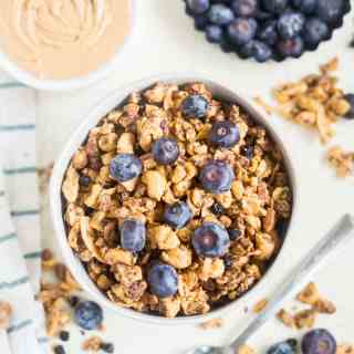 Simple Paleo Granola