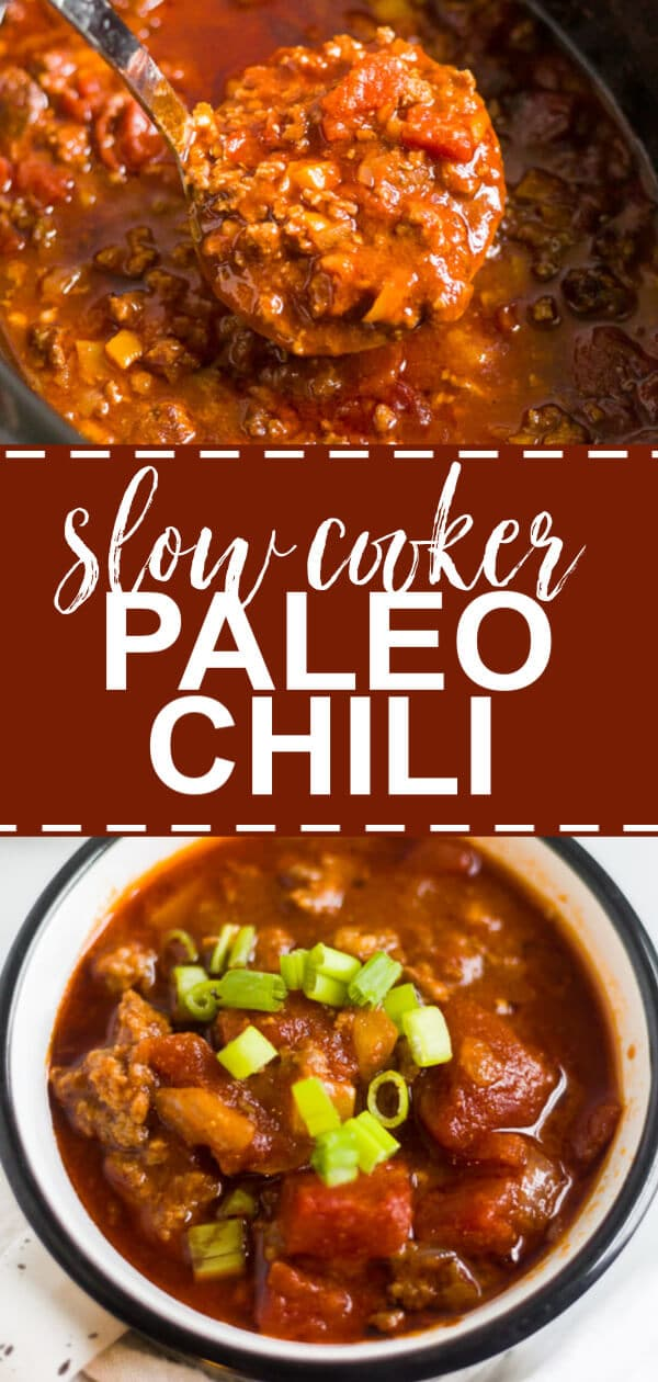 paleo chili slow cooker