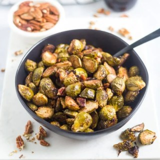 balsamis brussel sprouts