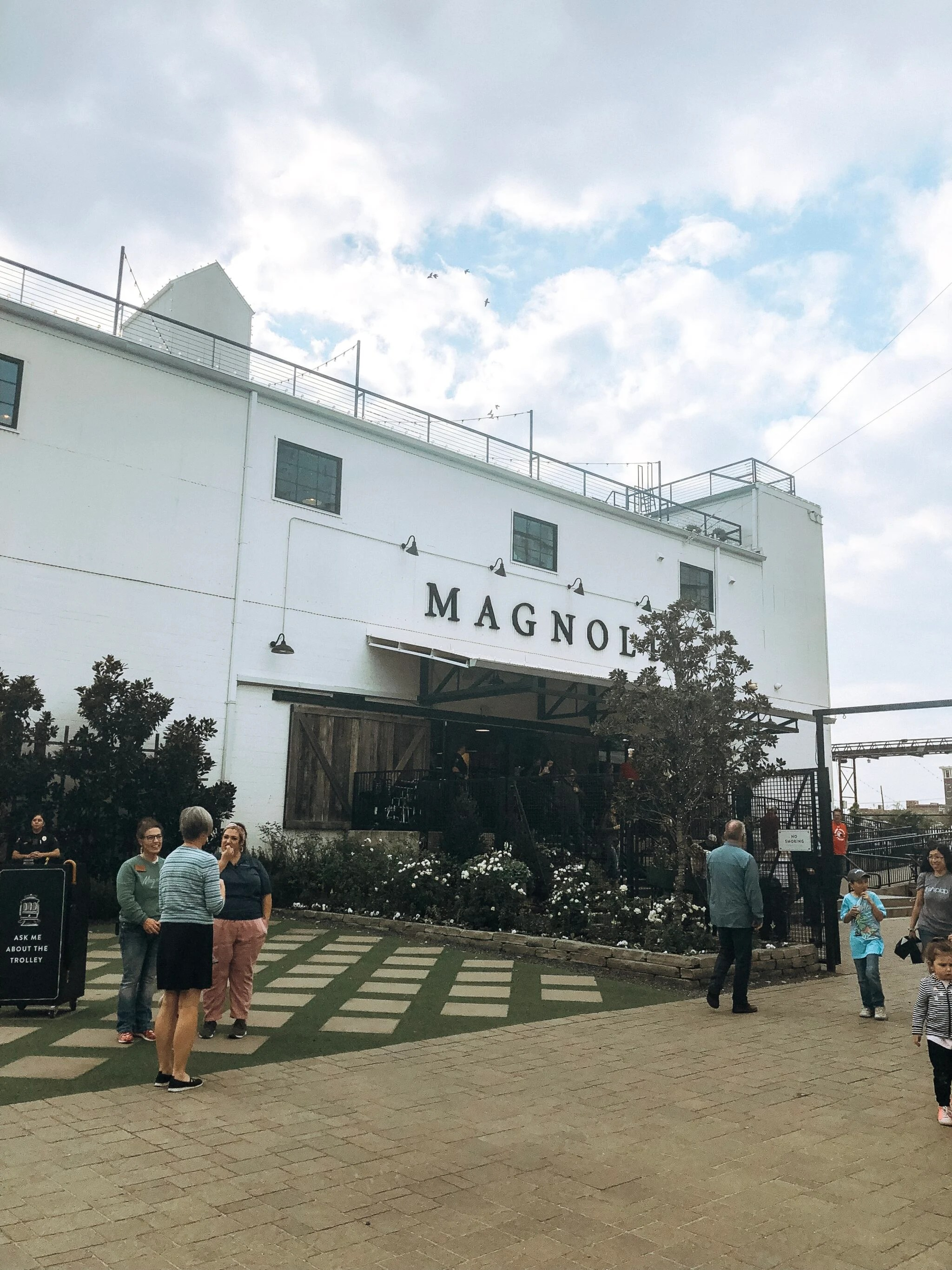 Plan the Best Trip to Magnolia Farms, Waco TX | What Molly Made