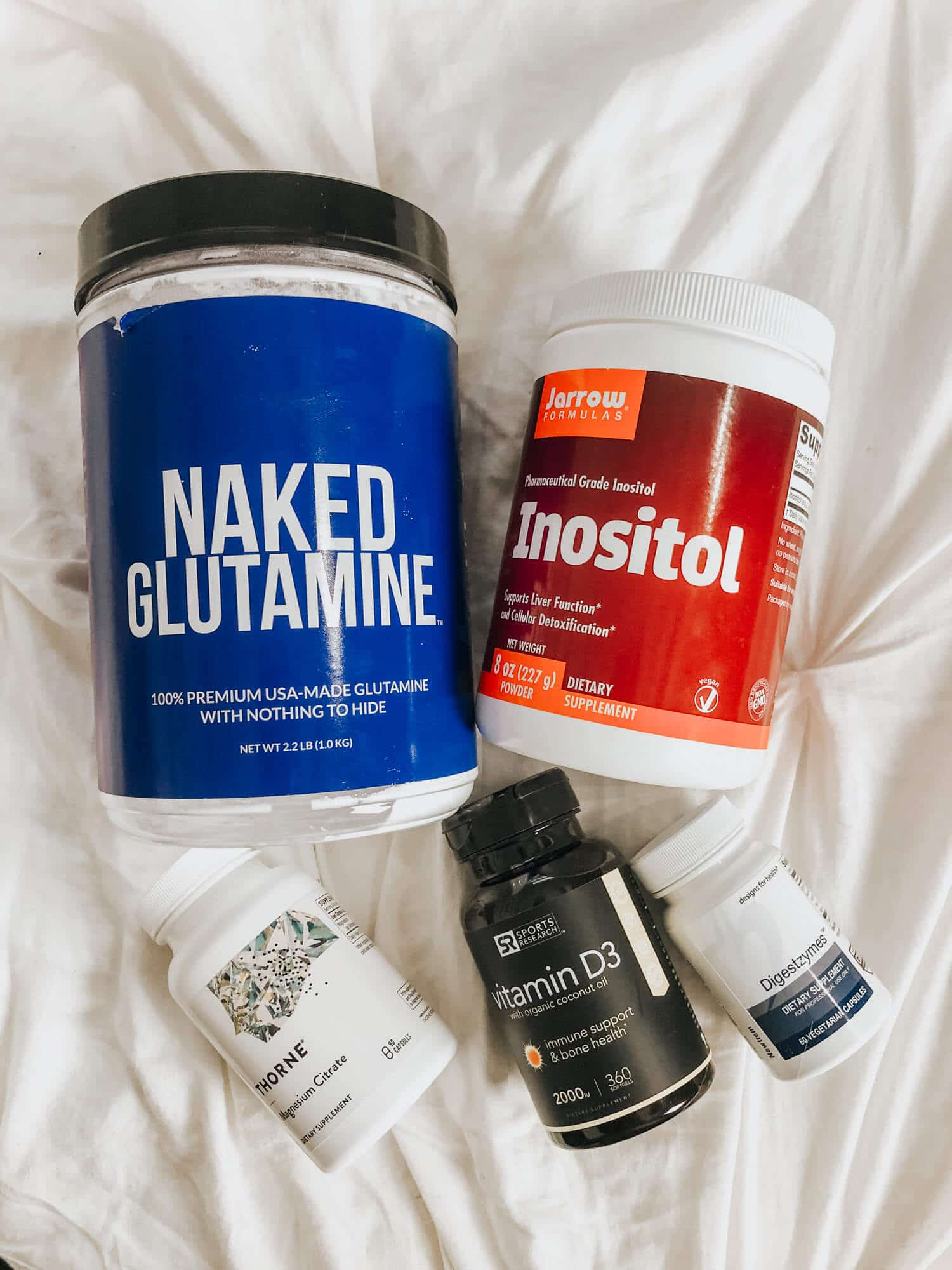 supplements for pcos weight loss