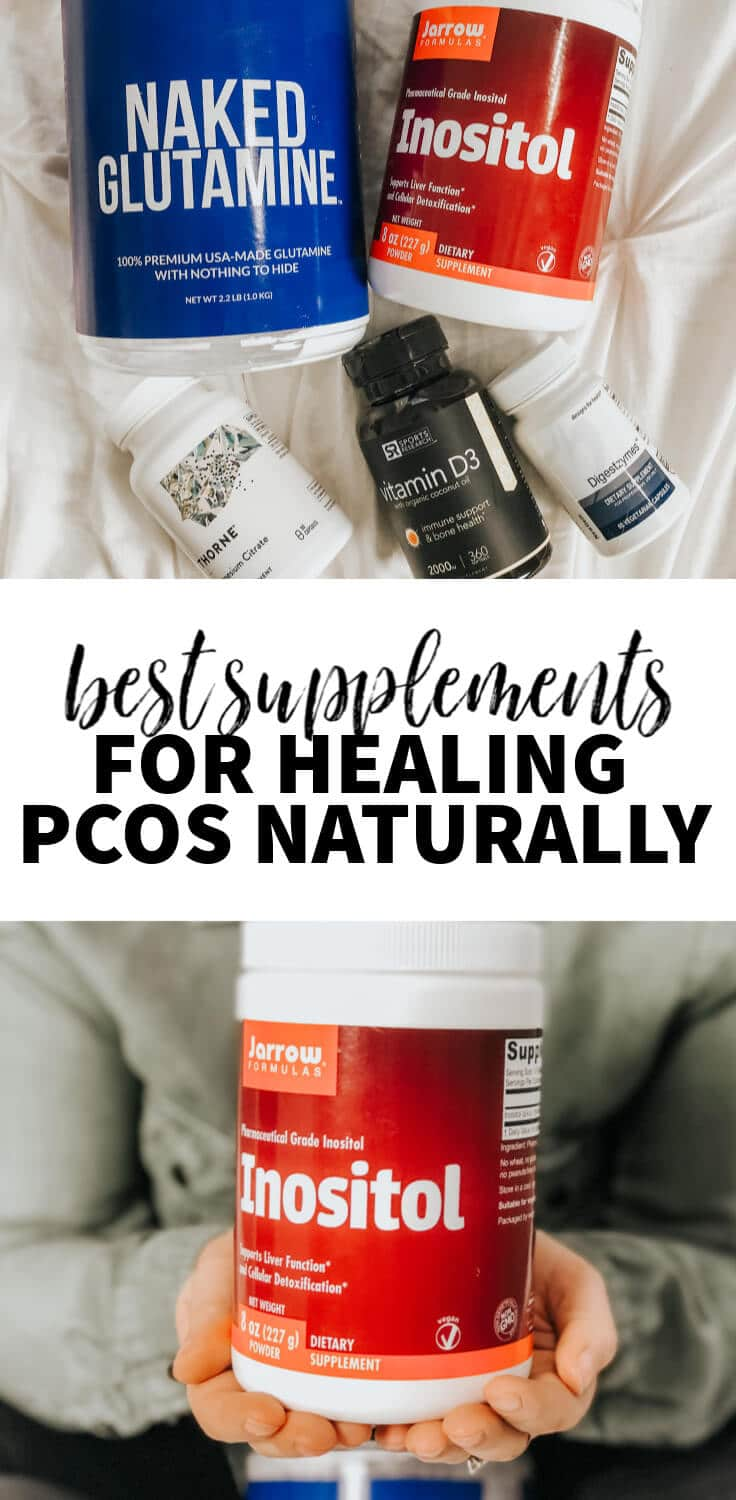 PCOS Supplements: How I'm Healing My Hormones Naturally
