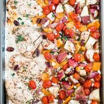 One Pan Greek Chicken