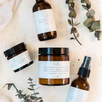 primally pure skincare products for an all natural skincare routine