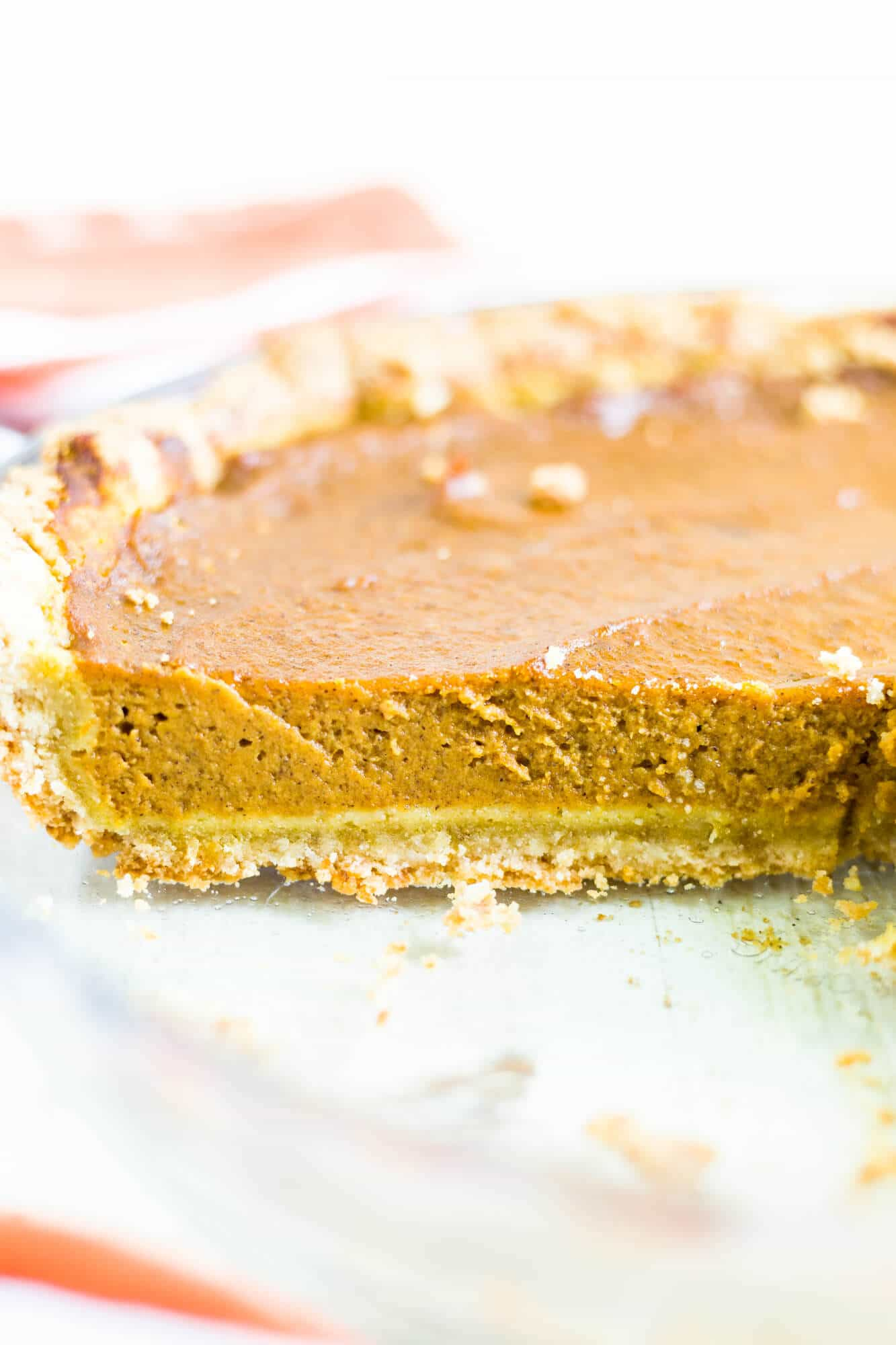 dairy free pumpkin pie recipe