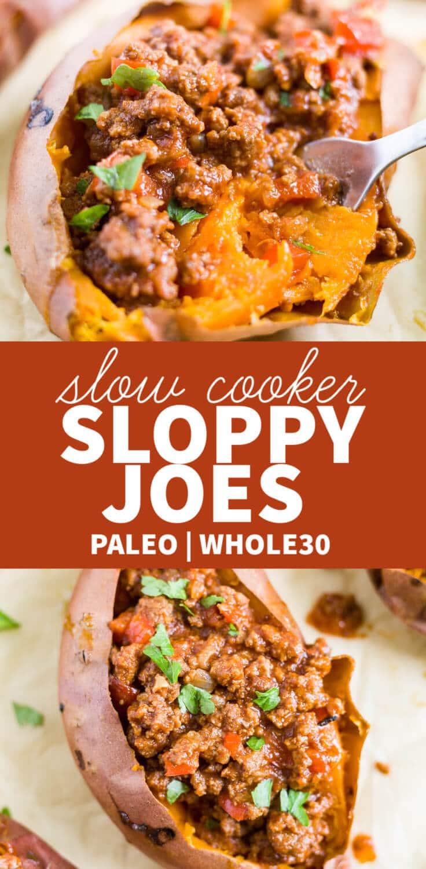 homemade sloppy joes healthy
