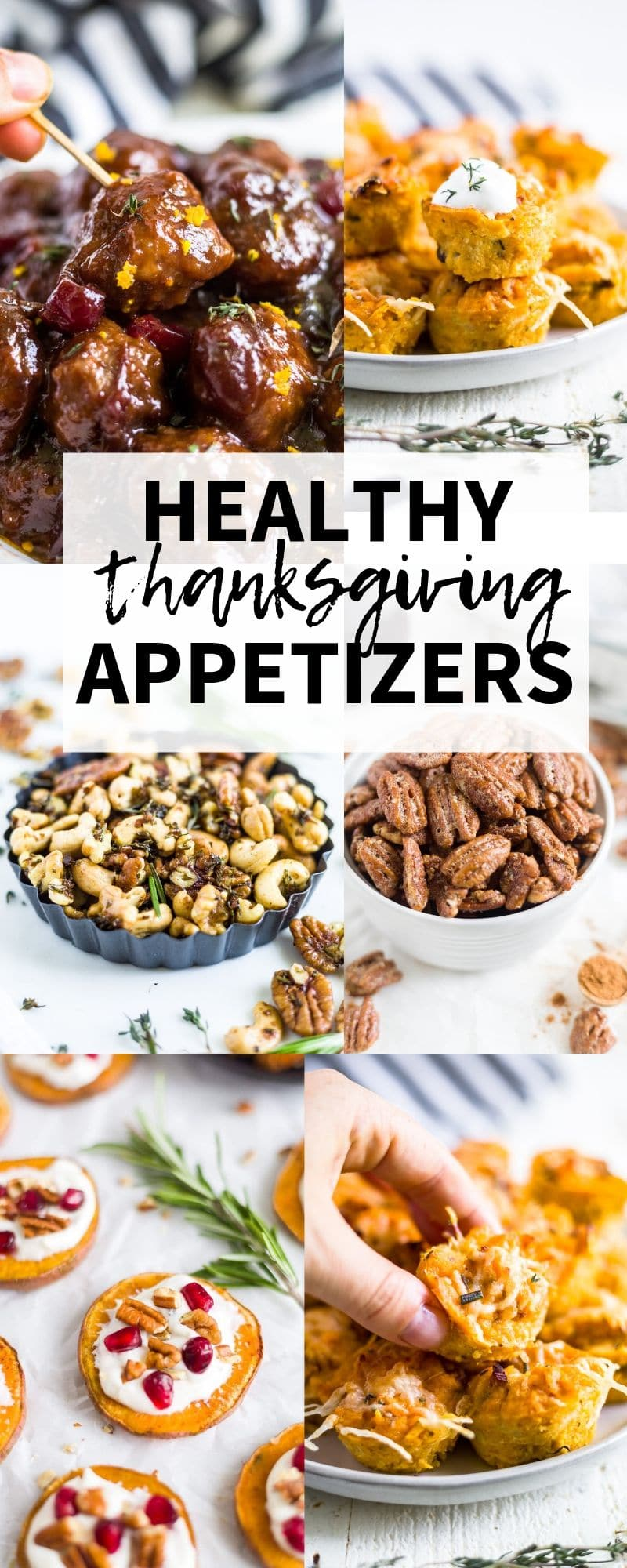healthy thanksgiving appetizers