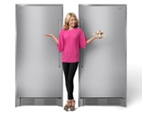 Electrolux Introduces Stand Alone Fridge and Freezer
