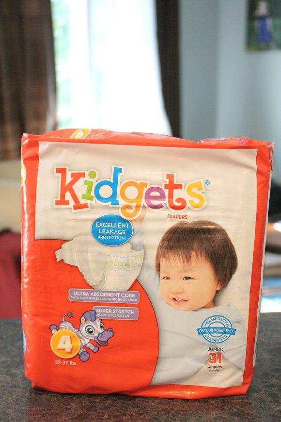 Kidgets Diapers Prices : kidgets, diapers, prices, Family, Dollar, Value, Diaper, Kidgets, Mommy