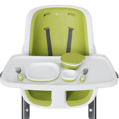 4moms High Chair Review Folding Table And Chairs For Camping A Magnetic Revolution What Moms Love Bowls Plate Utensils