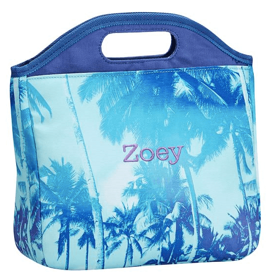 PBTeen Palms Lunch Tote