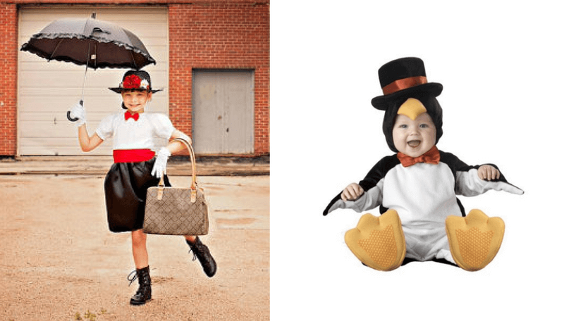 Do It Yourself Penguin Costume