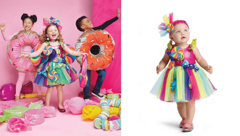 Creative Halloween Costumes for Siblings - Sugar Candy Rush