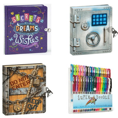 Best Non-Toy Gifts for Kids - Hobbies & Interests - Diary