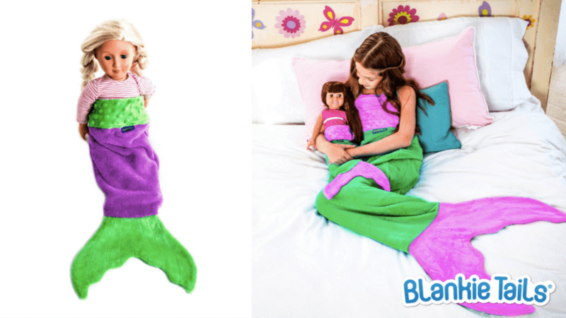 Gift Guide Best Toys for Doll Lovers - Blankie tails