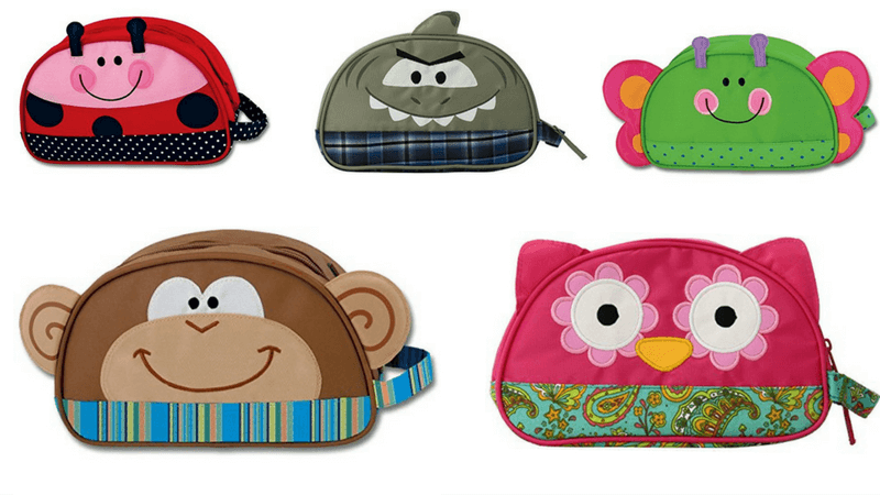 Best Non-Toy Gifts for Kids - Toiletry Bag
