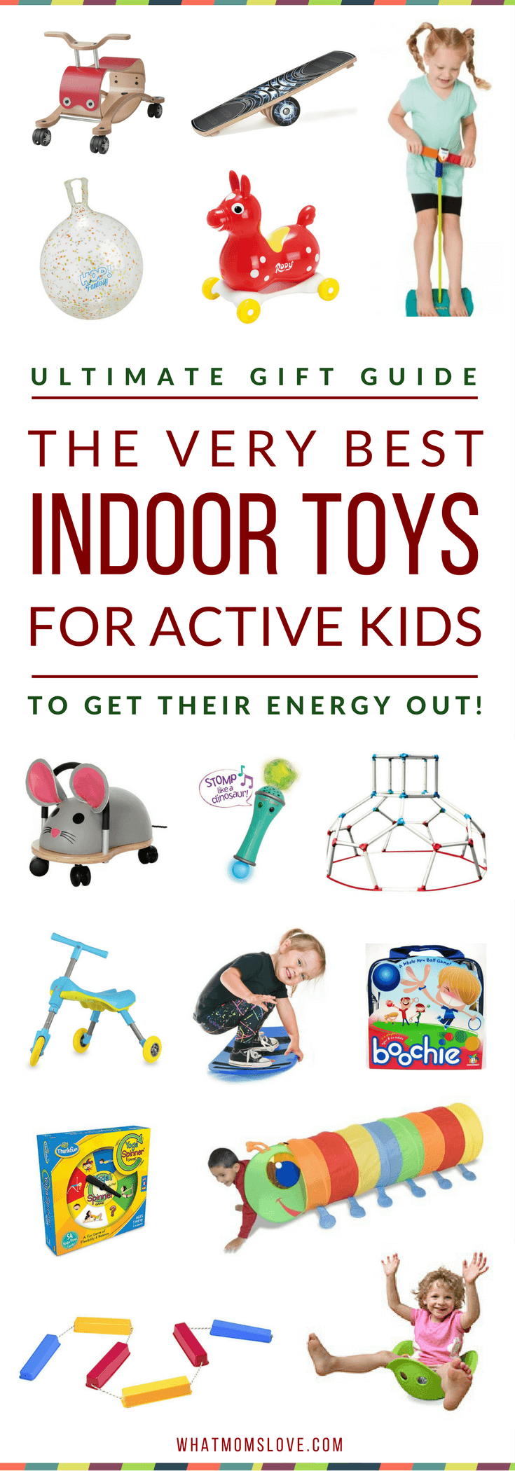 Toys For Active Toddlers : Energy busting indoor games activities for kids