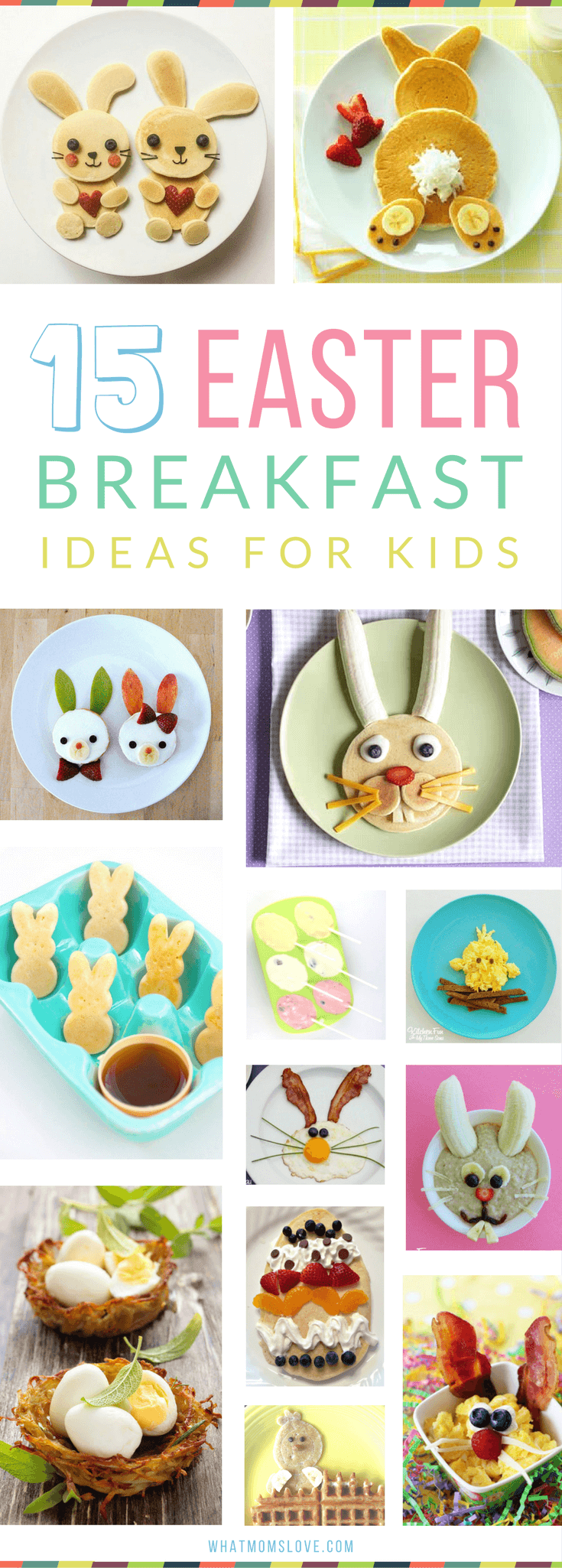 A day 39 s worth of creative easter eats breakfast lunch Fun easter brunch ideas