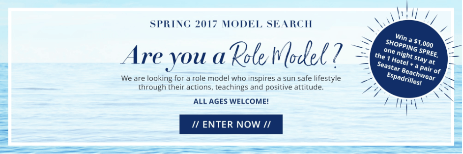 Cabana Life Role Model Search Contest