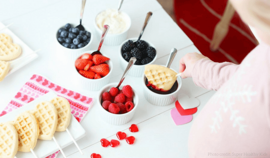 50 Valentines Day Food Ideas For Kids Fun Recipes For