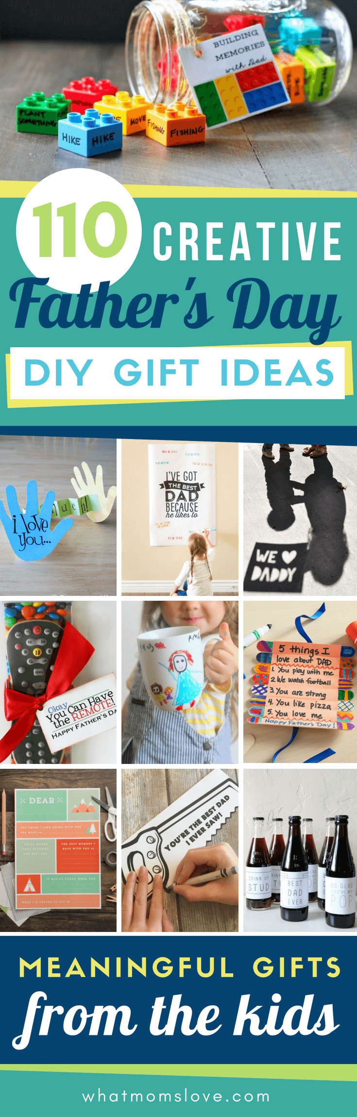 100 incredible diy father