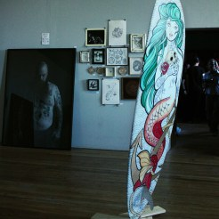 Tattoo-Expo-surf-board