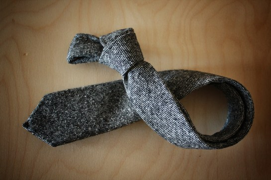 Grey-donegal-tweed-tie