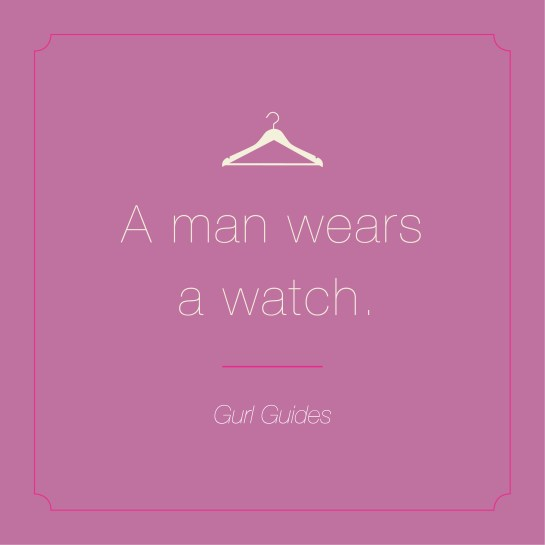 GG- Watch