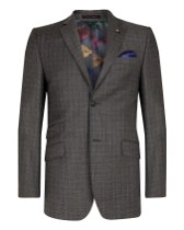 Ted Baker - Wool Suit Jacket