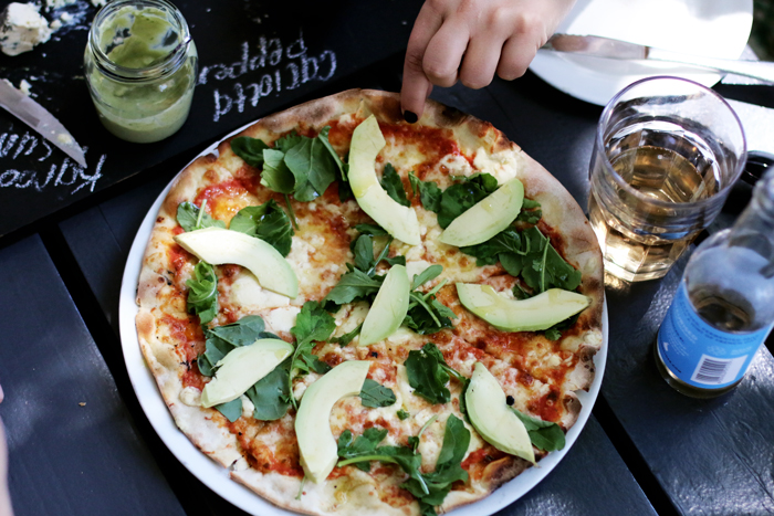veg-pizza