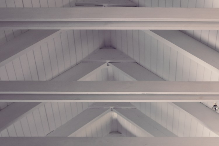 Rico Suter Country House - roof