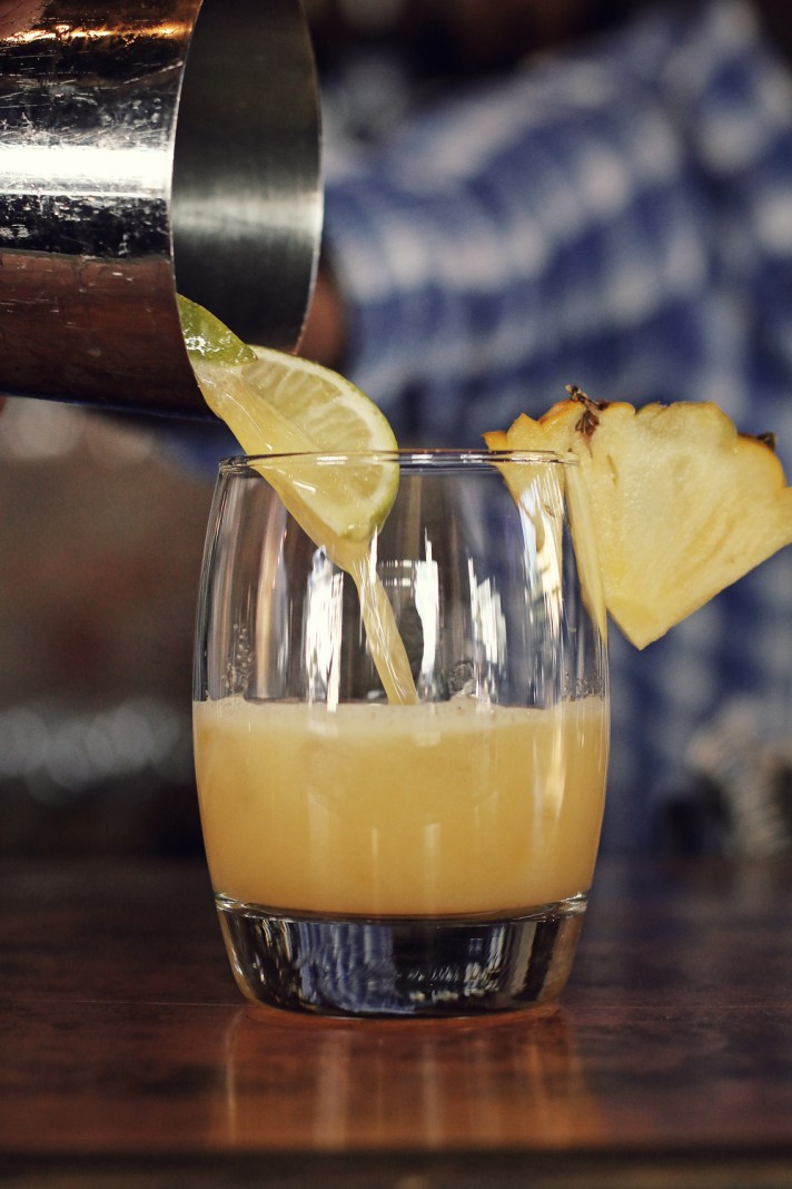 pinapple-drink