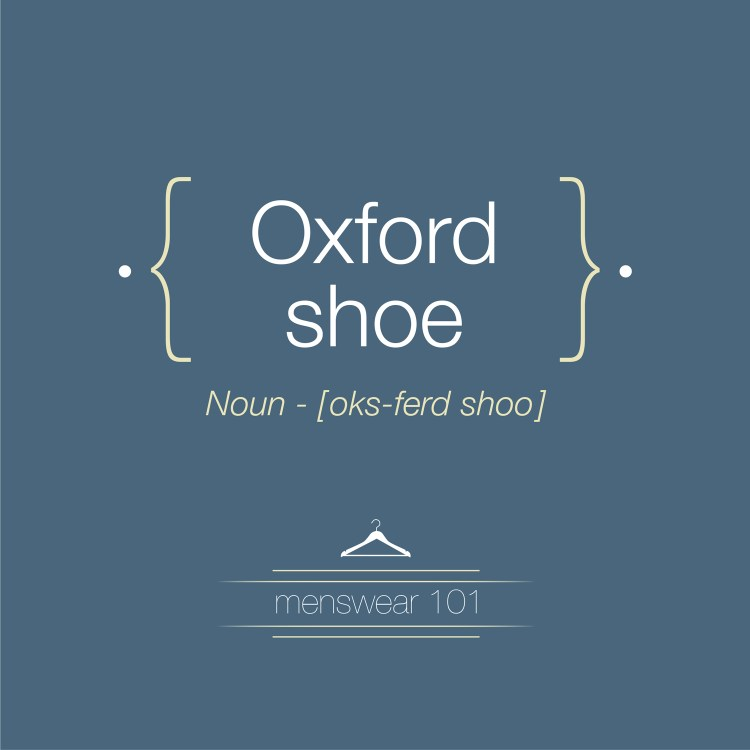 oxford-shoe