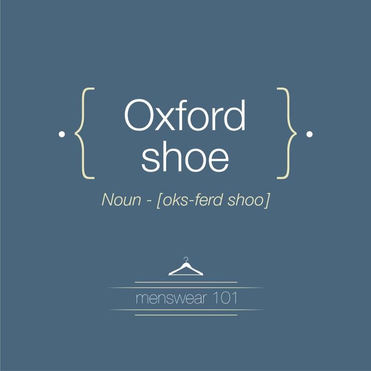oxford-shoe