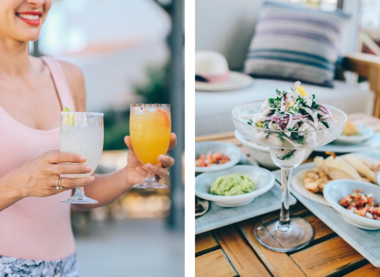 Side-by-side-template-ccoktails-and-food
