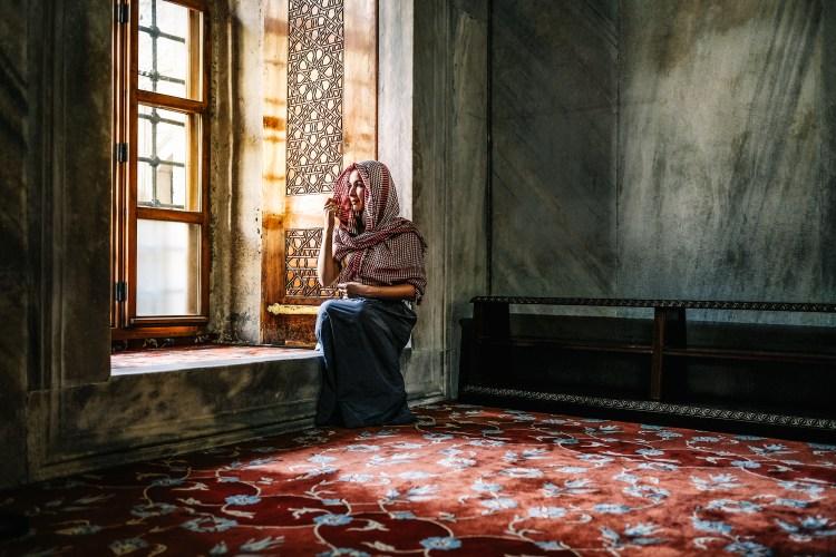 Istanbul-Blue-Mosque-Window