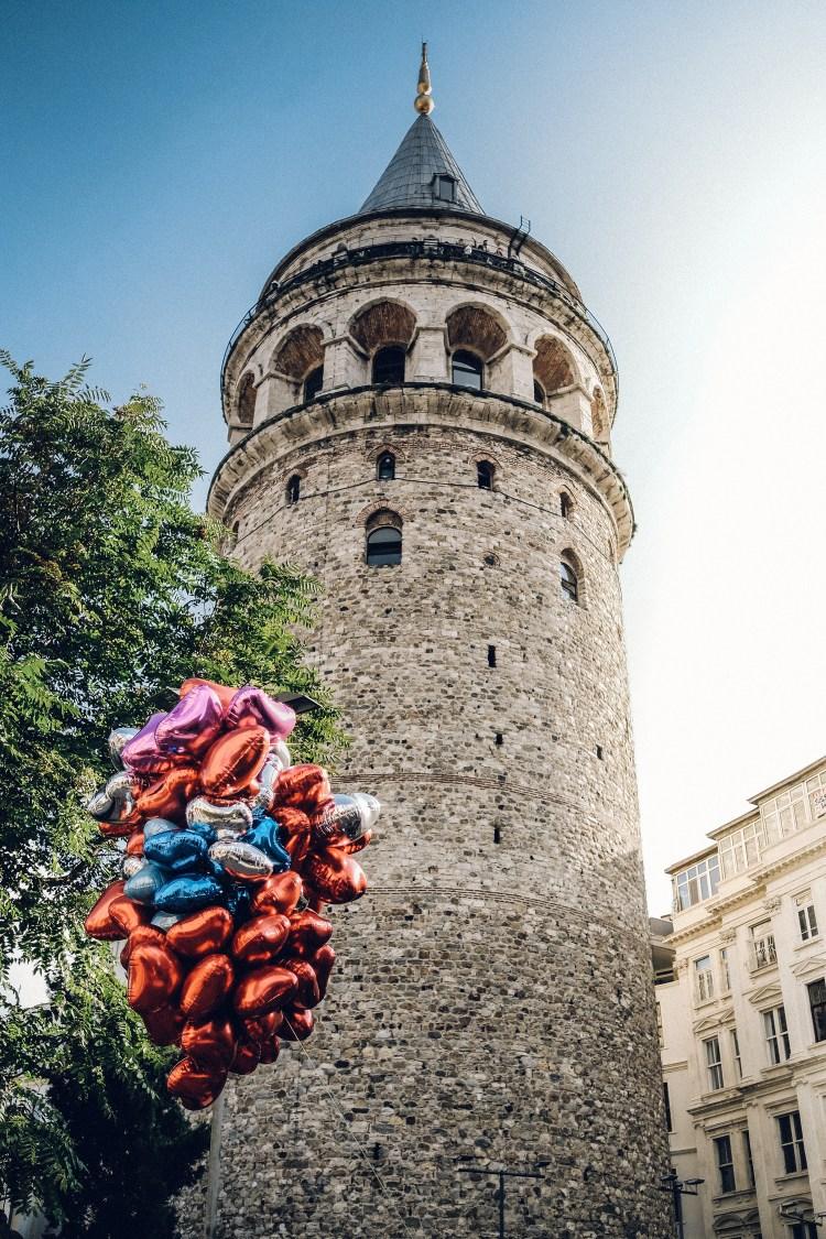 Istanbul-Galata-tower