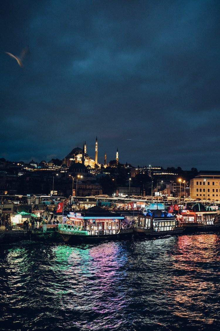 Istanbul-at-night