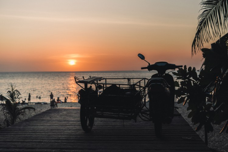 Thailand-Phuket-Scooter