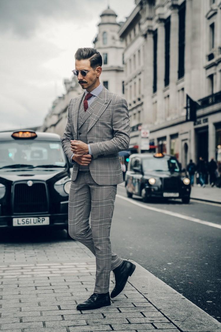 Regent-street-Black-Cab