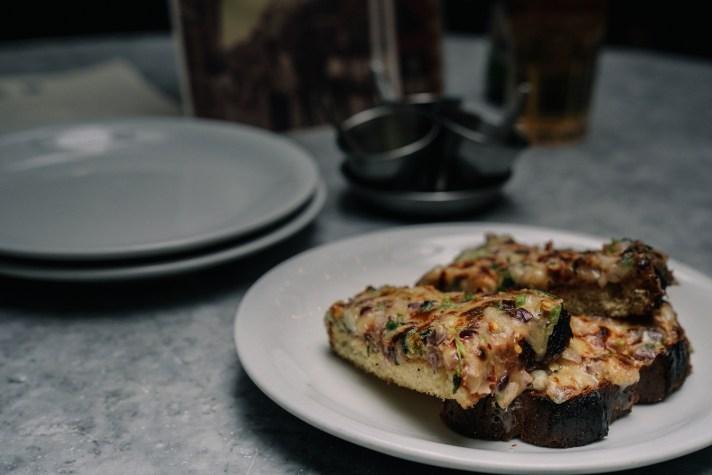 Lodon---Dishoom-Cheese-toast