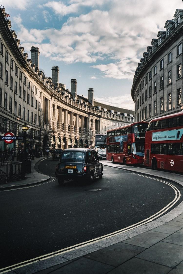 London---Regent-Street