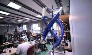 Turbina wydrukowana w 3D wytworzy 300W mieszcząc się w plecaku