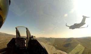 Chcecie poczuć się, jak gdybyście pilotowali F-16 nad Grenlandią?