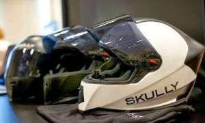 Inteligentne kaski motocyklowe AR-1 trafią wkrótce do sprzedaży
