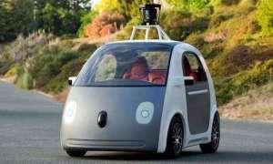 Auto od Google jest już w pełni kompletne